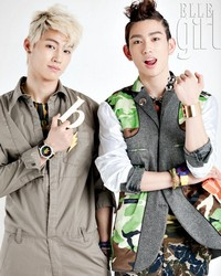 JJ Project для Elle Girl July 2012