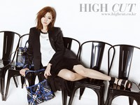 Jang Jae In для High Cut Vol. 70
