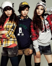KARA, Joo Won для ASK ENQUIRED Fall 2010 Catalogue