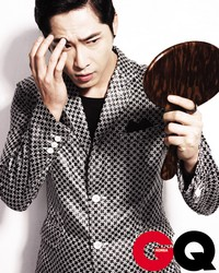 Kang Ji Hwan для GQ Korea June 2012