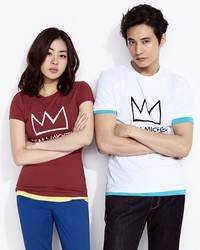 Kang So Ra, Won Bin для Basic House Collection 2012