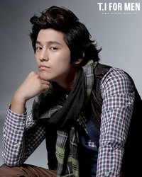 Kim Bum для Thursday Island Men 2009 Collection