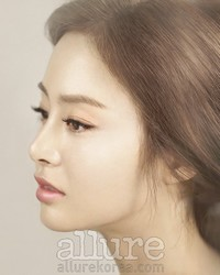 Kim Tae Hee для Allure Korea June 2012