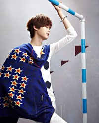 Lee Jong Suk для Elle Girl Korea May 2012