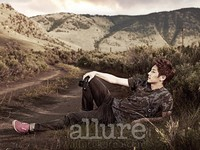 Lee Jun Ki для Allure Korea June 2012