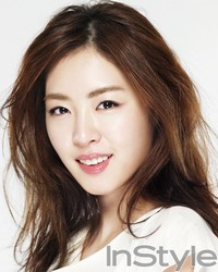 Lee Yeon Hee для InStyle Korea February 2012