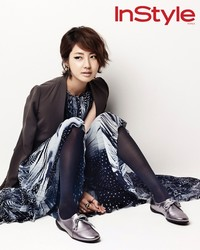 Lee Yo Won для InStyle Korea September 2011