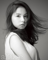 Min Hyo Rin для Allure Korea November 2011