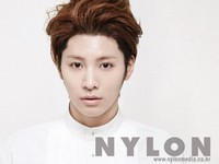 No Min Woo для Nylon Korea May 2012