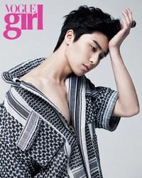 Park Seo Joon для Vogue Girl Korea April 2012