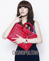 SNSD для Cosmopolitan Korea March 2011