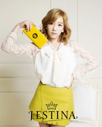SNSD для J. Estina Spring 2012 Catalogue
