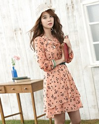 Song Ji Hyo для Yesse Spring SS12 Collection