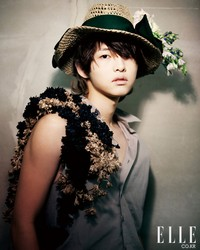 Song Joong Ki для Elle Korea June 2010