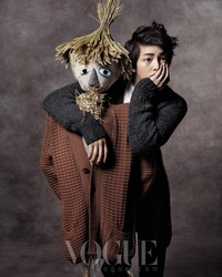 Song Joong Ki для Vogue Korea November 2011