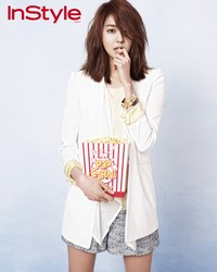 After School's UEE для InStyle Korea April 2012
