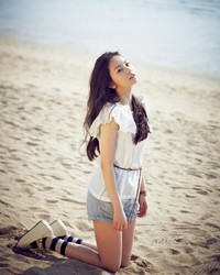 Wonder Girls' Sohee для High Cut Vol. 76