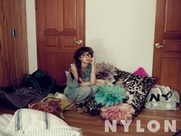 Yoon Seung Ah для Nylon Korea April 2012