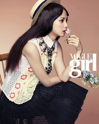 Yoon Seung Ah для Vogue Girl Korea May 2012