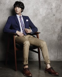 Yoon Si Yoon для TI Men Spring 2011 Catalogue