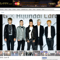 Big Bang_Grammy