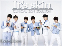 2PM для Its Skin Ver. 1 & 2