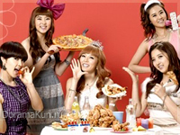 4minute для Dasarang Chicken